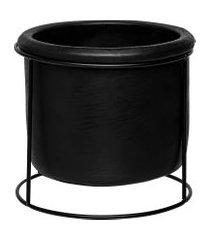 cachepot float 13 x 13 x 12 cm