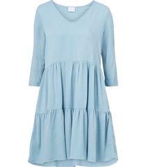 klänning vifanza 3/4 denim dress