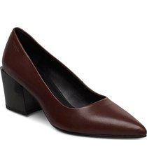 adrianna shoes heels pumps classic brun vagabond