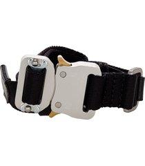 1017 alyx 9sm alyx signature strap medium rollercoaster belt