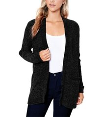 women's cozy chenille cardigan sweater