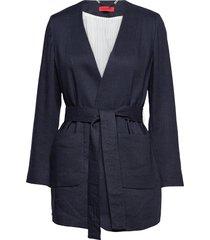 nives blazers business blazers blå max&co.