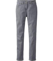 """bio-jeans """"nauw"""", grey 36/l32"""