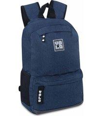 mochila alex azul para hombre croydon