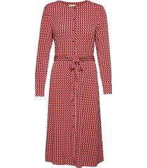 fqmizzy-dr-siga dresses everyday dresses röd free/quent