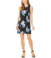jessica howard petite floral shift dress