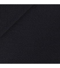 giacca da uomo su misura, carlo barbera, assoluto blu hopsack, quattro stagioni