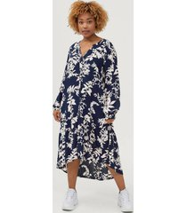 klänning mjava l/s midi dress