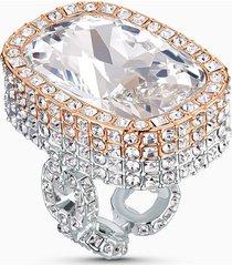 anello eternal, bianco, mix di placcature