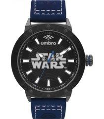 reloj star wards azul umbro
