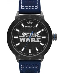 reloj star wards azul umbro