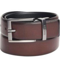 kenneth cole reaction men's reversible stretch belt