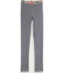 scotch & soda leggings with elastic waistband