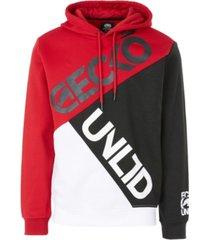 ecko unltd men's color block hoodie