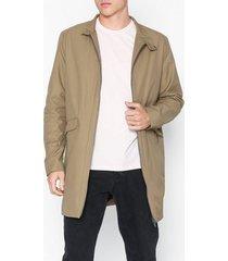selected homme slhluke coat b jackor ljus brun