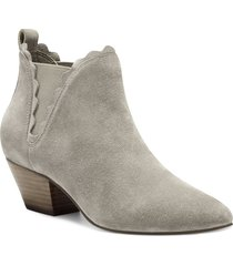 women's sole society candrah bootie, size 6.5 m - grey
