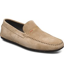 dandy_mocc_sd2 loafers låga skor beige hugo