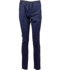 berwich pantalon blauw