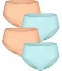 tailleslips blue moon turquoise::apricot