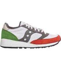 scarpe sneakers uomo camoscio jazz 91