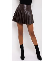 akira pretty classy lady pleated mini skirt