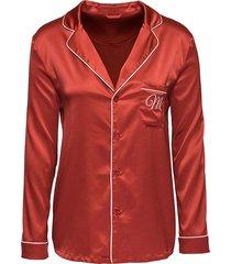 red marla pyjamas set