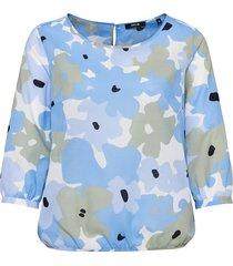 opus blouse met print fu fresh