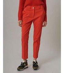 pantalón naranja desiderata escencial