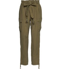 gunnacr pants casual broek groen cream