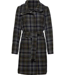 zeolaiw zip coat yllerock rock grå inwear