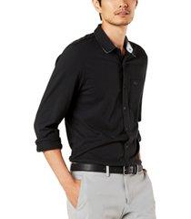 dockers men's alpha regular-fit shirt, created for macy's