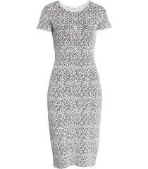 femersyn knitted bodycon dress