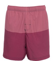 short masculino beach due - rosa