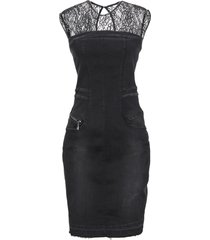kaos jeans knee-length dresses