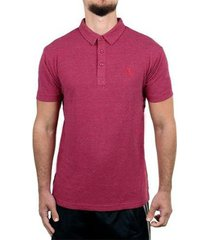 camisa polo red nose masculina