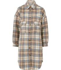 skjortjacka/kappa taracr oz shirt jacket
