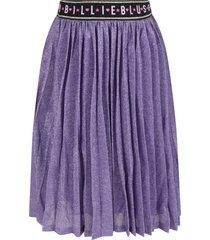 billieblush puprle skirt for girl