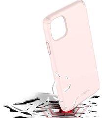 estuche protector ballistic soft jacket iphone 11 pro max 6.5 - rosa