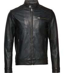 slh c-01 classic leather jacket w noos