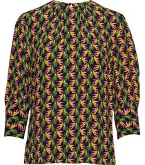 day bahce blouse lange mouwen multi/patroon day birger et mikkelsen