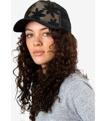 pistil women's eden trucker hat