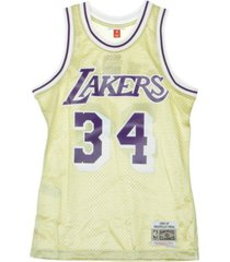 shaquille oneal 1996-97 tank top