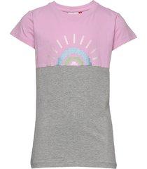 lwt 303 - t shirt s/s t-shirts short-sleeved grå lego wear