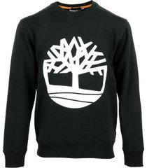 sweater timberland core logo crew
