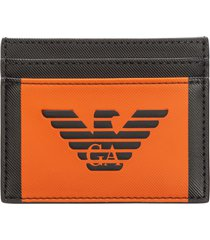emporio armani i love d2 credit card holder