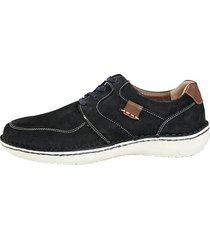 skor roger kent mörkblå