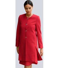 mantel alba moda rood