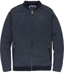 zip sweat jacket