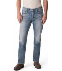 silver jeans co. craig easy fit bootcut jeans