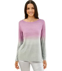 shirt amy vermont lila::grijs